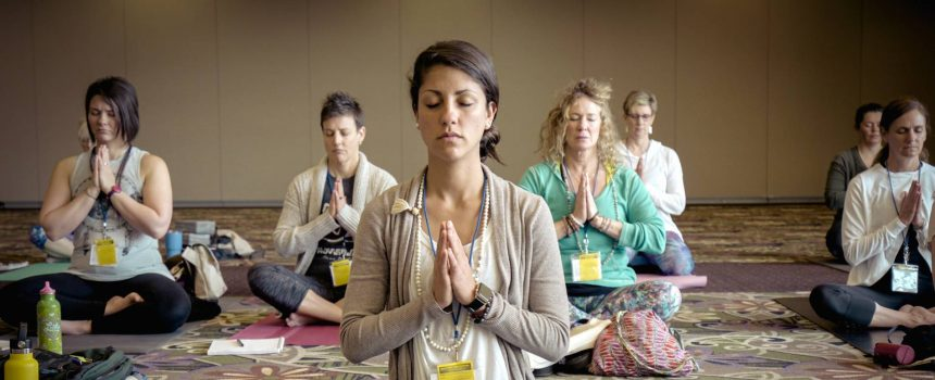 yoga to ease depression and anxiety